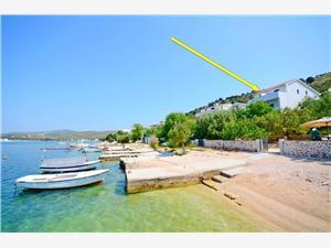 Beachfront accommodation Sibenik Riviera,Book Zvonimir From 63 €