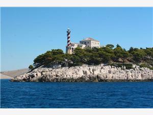 Kuća na osami Južnodalmatinski otoci,Rezerviraj Tajer Od 760 kn
