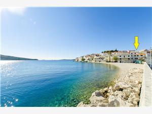 Boende vid strandkanten Šibeniks Riviera,Boka Ante Från 579 SEK