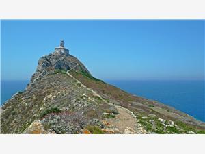 Kuća na osami Srednjodalmatinski otoci,Rezerviraj Palagruža Od 540 kn