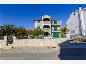 Apartamenty Joso Grebastica, Powierzchnia 45,00 m2, Odległość od centrum miasta, przez powietrze jest mierzona 700 m