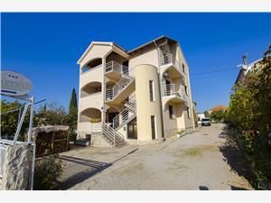 Apartmanok Marko Drage, Méret 34,00 m2, Központtól való távolság 30 m