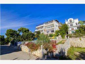 Appartements Mijo Murter - île de Murter, Superficie 30,00 m2, Distance (vol d'oiseau) jusque la mer 15 m