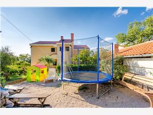 Apartmanok Ante Njivice - Krk sziget, Méret 60,00 m2