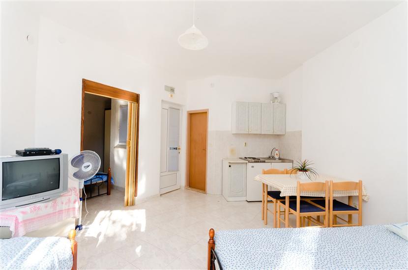 Appartement A3, voor 3 personen