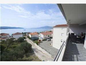 Apartmá - Okrug Gornji (Ciovo)