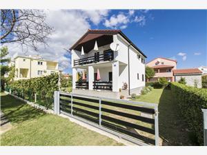 Apartmani Kata Rivijera Zadar, Kvadratura 45,00 m2, Zračna udaljenost od centra mjesta 200 m