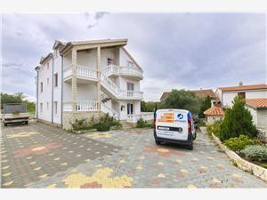Apartmány Ljubica Murter - ostrov Murter, Prostor 45,00 m2
