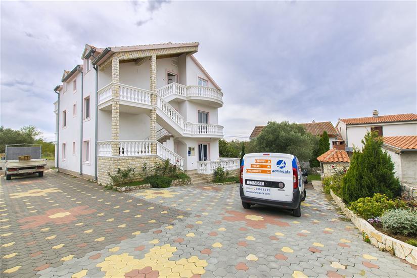 Appartementen Ljubica