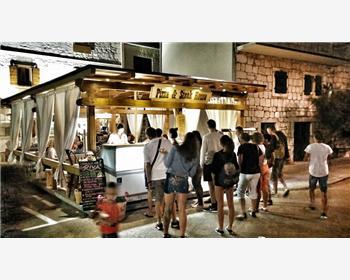 Rogoznica- Restaurang Riva