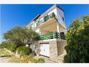 Apartmaji Milena Riviera Zadar, Kvadratura 16,00 m2, Oddaljenost od morja 200 m, Oddaljenost od centra 600 m