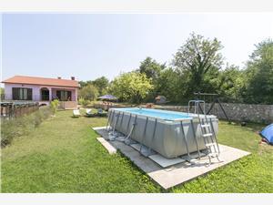 Privatunterkunft mit Pool Grünes Istrien,Buchen Stone Ab 102 €