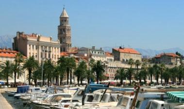 Ured u Splitu Adriagate