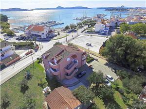 Beachfront accommodation Sibenik Riviera,Book Anita From 86 €