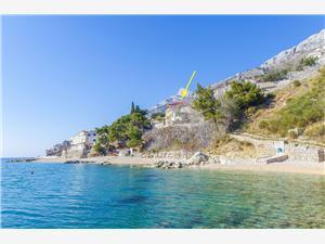 Smještaj uz more Karlo Baška Voda,Rezerviraj Smještaj uz more Karlo Od 1500 kn