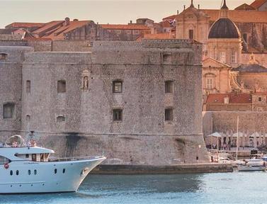 Croatian cultural heritage Cruises nature