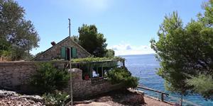 House - Sumartin - island Brac