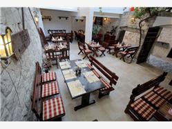 Ресторан Tragos Kastel Novi Ресторан