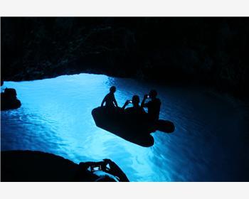 Blue cave & 5 Islands tour