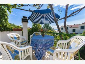 Appartementen Sanja Midden Dalmatische eilanden, Kwadratuur 28,00 m2, Lucht afstand naar het centrum 300 m