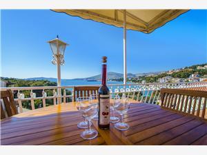 Lägenhet Ana Trogir, Storlek 160,00 m2, Luftavstånd till havet 30 m