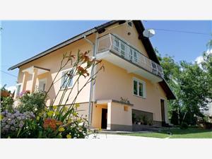 Kuća za odmor Marijana Plitvice, Kvadratura 150,00 m2