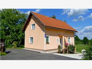 Hiša Marijana Plitvice, Kvadratura 150,00 m2