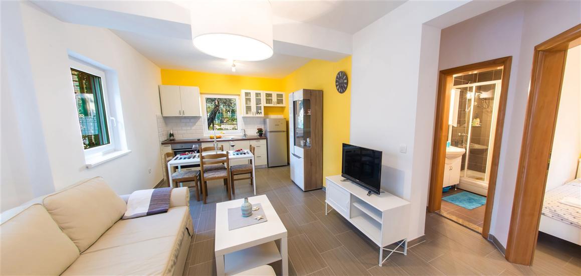 Apartmán A1, pre 6 osoby