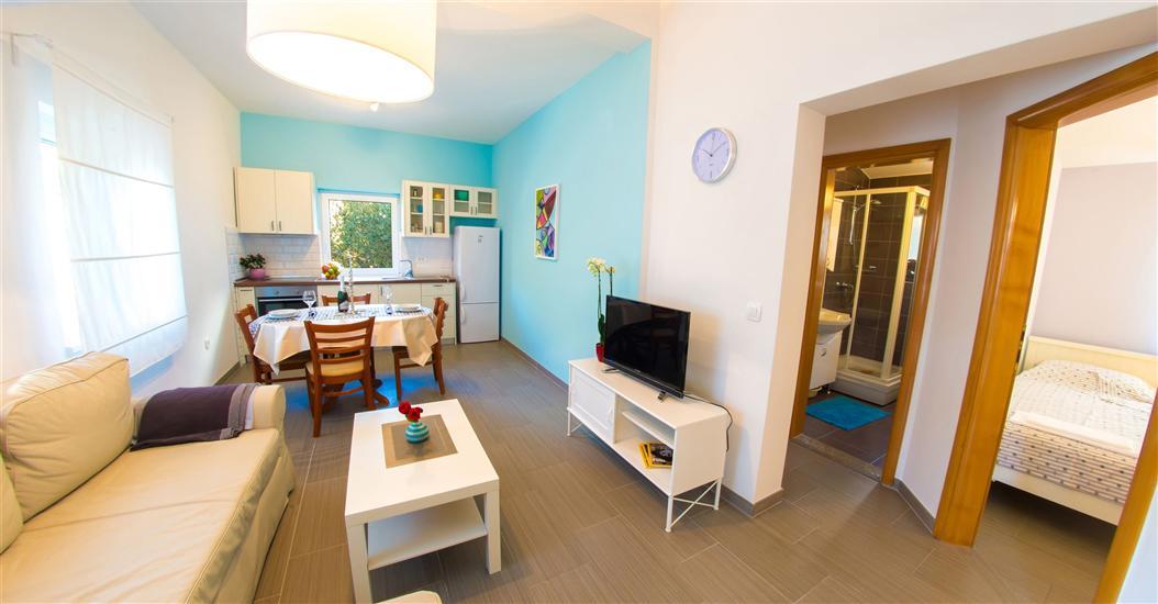 Lägenhet A3, för 6 personer