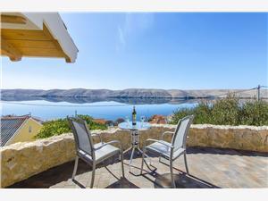 Maison Srećko Les îles de Dalmatie du Nord, Maison de pierres, Superficie 120,00 m2, Distance (vol d'oiseau) jusque la mer 80 m