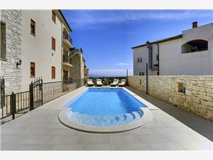 Vila Marlera Medulin, Prostor 300,00 m2, Soukromé ubytování s bazénem