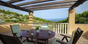 Hiša - Supetar - otok Brac