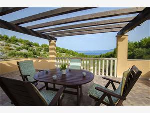 Vakantie huizen Vicko Nerezisce - eiland Brac,Reserveren Vakantie huizen Vicko Vanaf 58 €