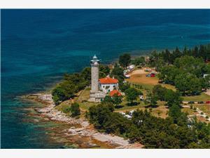 Location en bord de mer L'Istrie bleue,Réservez Savudrija De 124 €