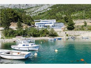 Alloggi con piscina Ivan Sumpetar (Omis),Prenoti Alloggi con piscina Ivan Da 536 €