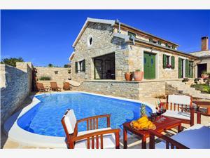 Villa Asseria Kroatien, Größe 210,00 m2, Privatunterkunft mit Pool
