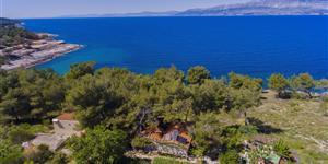 Hiša - Postira - otok Brac