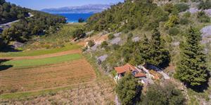 Ház - Postira - Brac sziget