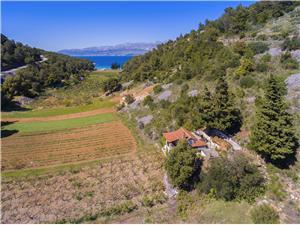 Dům Silvana Postira - ostrov Brac, Dům na samotě, Prostor 28,00 m2