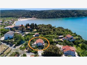 Apartamenty Zorka Wyspy Kwarnerskie, Powierzchnia 60,00 m2, Odległość do morze mierzona drogą powietrzną wynosi 100 m