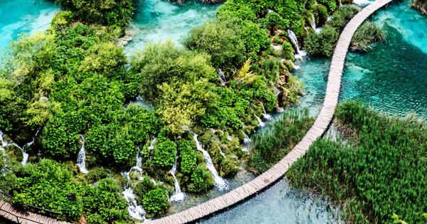 Chorvatsko národně parky