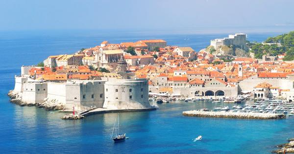 Chorvatsko UNESCO památky