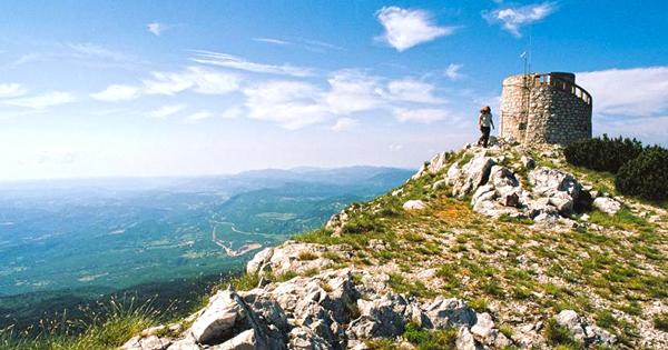 Horvátországi természetvédelmi területek