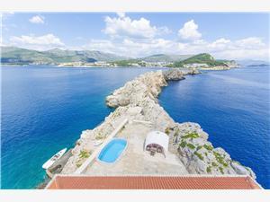 Vila Lighthouse Grebeni Hrvaška, Kamniti hiši, Hiša na samem, Kvadratura 150,00 m2