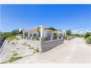 Huis Mladen Midden Dalmatische eilanden, Kwadratuur 50,00 m2