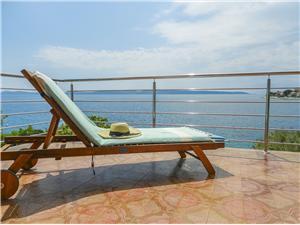 Beachfront accommodation Split and Trogir riviera,Book Mavi From 213 €