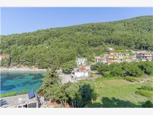 Ház Filip Horvátország, Robinson házak, Méret 40,00 m2, Légvonalbeli távolság 50 m