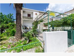 Appartementen Lidija Makarska, Kwadratuur 25,00 m2, Lucht afstand tot de zee 50 m, Lucht afstand naar het centrum 300 m