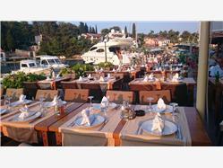 Trica Gardelin Vrboska - otok Hvar Restoran