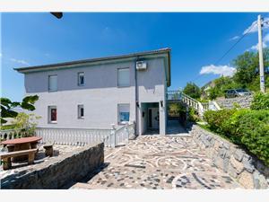 Ferienwohnungen Milan Senj, Größe 50,00 m2, Entfernung vom Ortszentrum (Luftlinie) 300 m